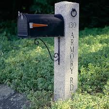 granite mail box 2